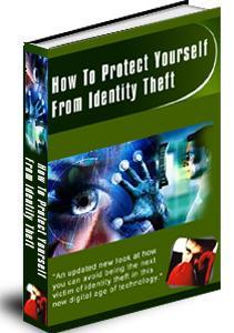 Stop Identity Theft e-book